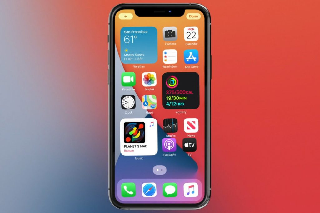 wwdc2020 - iOS plays catch-up with Android and adds widgets to its arsenal